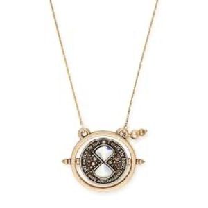 Alex and ani Harry Potter time turner necklace